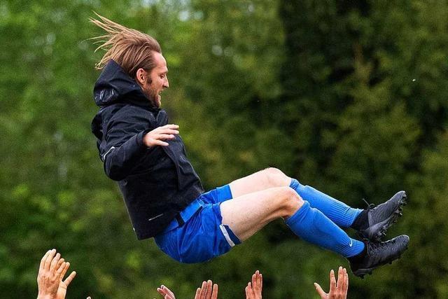 Florian Heitzmann ist neuer Jugendkoordinator des FC Neustadt