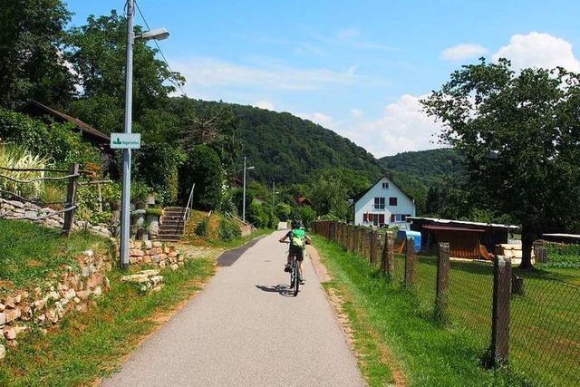 Die Tour de Rheinfelden bietet Fahrradfahrern viel Spaß