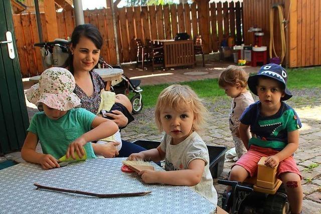 Bei den Tagesmüttern in der Ortenau herrscht Unsicherheit