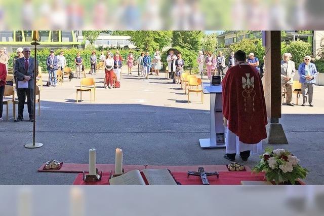 Laufenburger Katholiken begehen Patrozinium