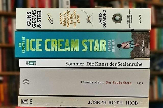 Diese Bücher lesen die Emmendinger in der Corona-Krise