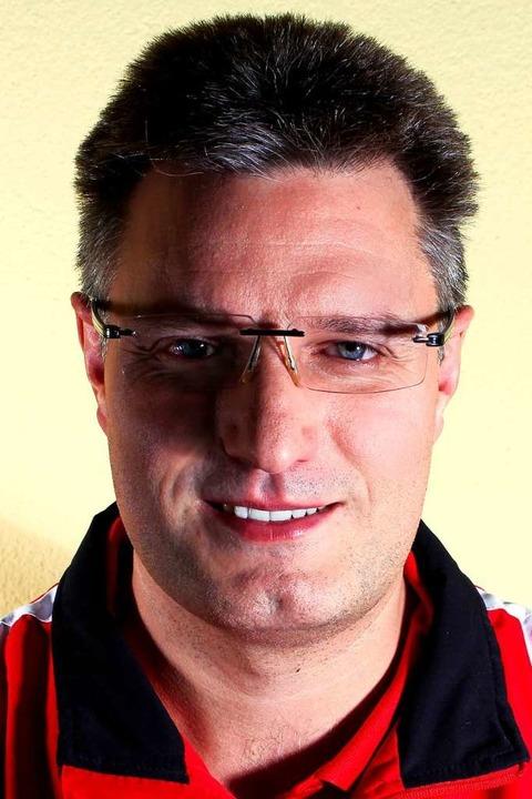 KSC-Chef Michael Thomann   | Foto: ZVG