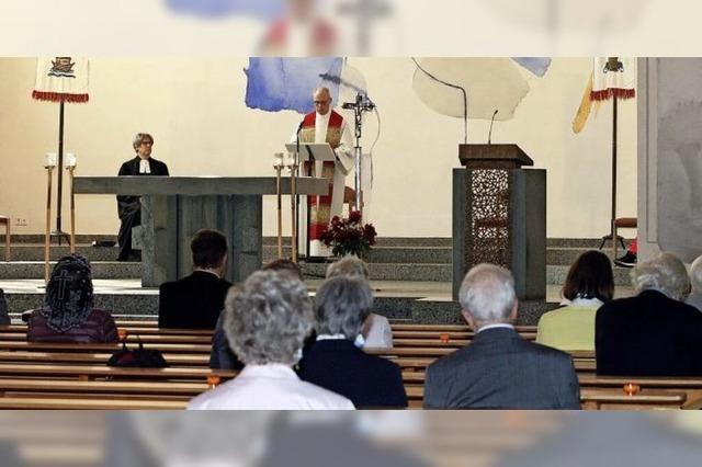 Pfingstgottesdienste in Lahr und Seelbach