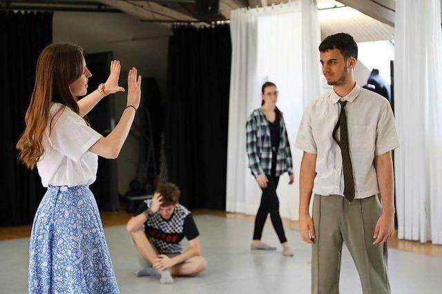 In Zeiten von Corona wird Theater anders gespielt und geprobt