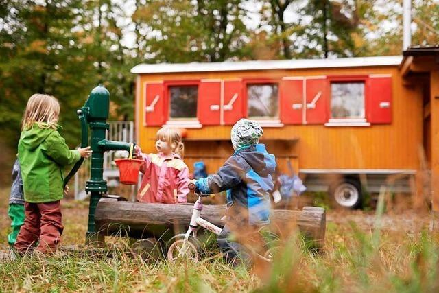 In Kirchzarten fehlen Betreuungsplätze für Kinder