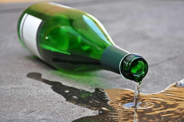 Drei Mädchen in Laufenburg mit Alkoholvergiftung