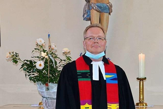 Pfarrer Thorsten Wasmuth-Hödicke verlässt die Kirchengemeinde
