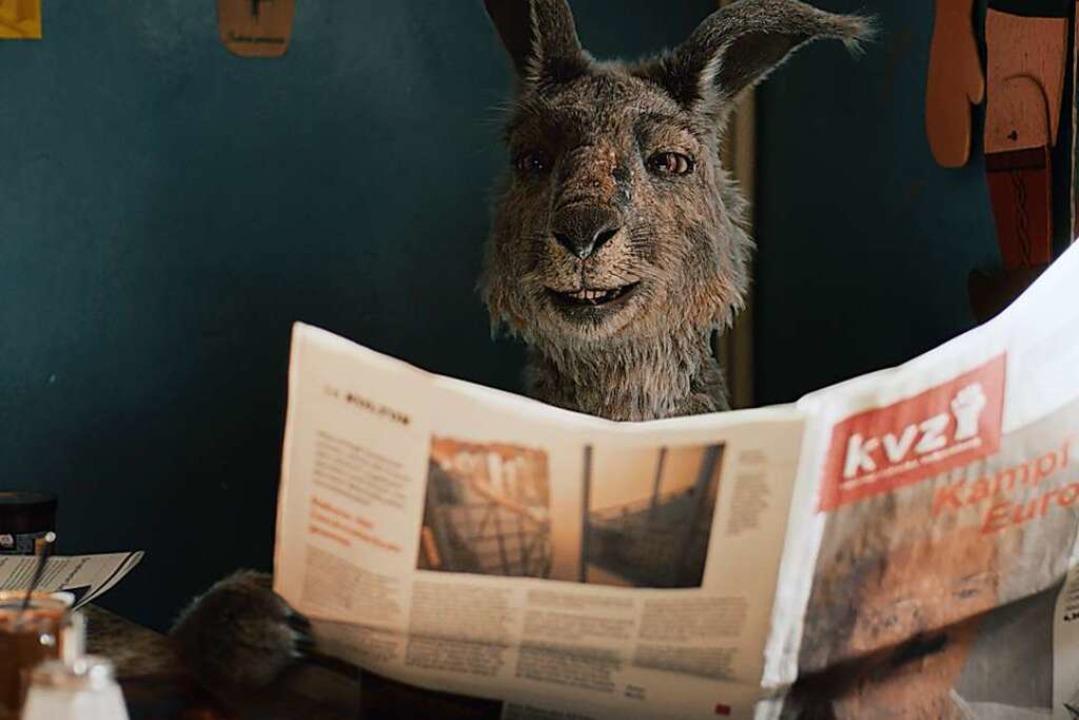 Mit den Känguru-Chroniken beginnt das Freiburger Cinemaxx den Restart.  | Foto: X Verleih / Filmpresskit