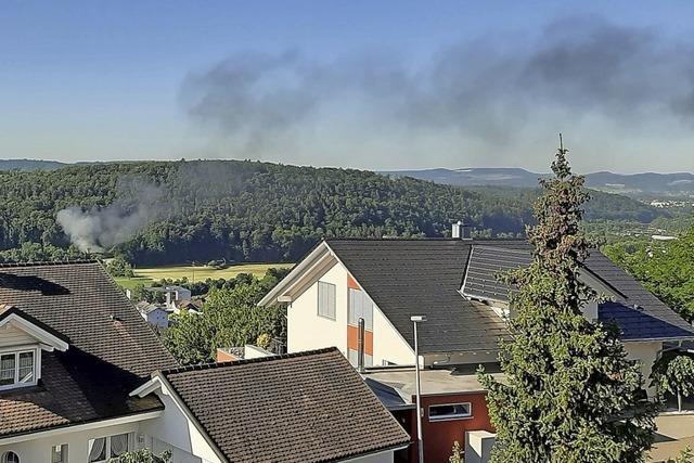 Elf Verletzte nach Autobrand im Bürgerwaldtunnel
