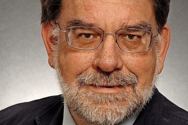 Einer, der aus der Grünen-Hochburg Freiburg zur Weiler CDU kam