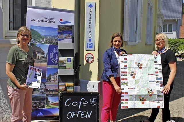 Tourismus-Info ist wieder geöffnet