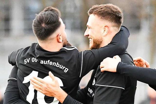 SV 08 Laufenburg will Antrag auf Aufstiegsrecht für Tabellenzweite stellen