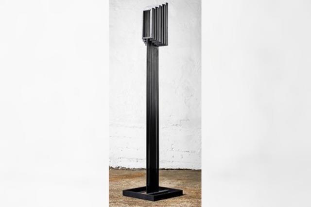 Graziler Stahl und künstlerische Kontrastprogramme