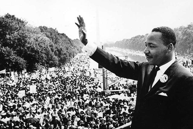 Der Rassismus in den USA ist auch eine lange Geschichte der Gewalt