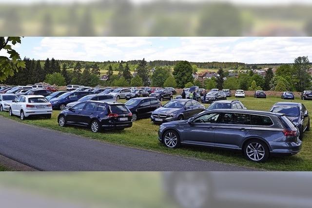 Reisewelle an Pfingsten bringt findige Parkplatzsucher mit