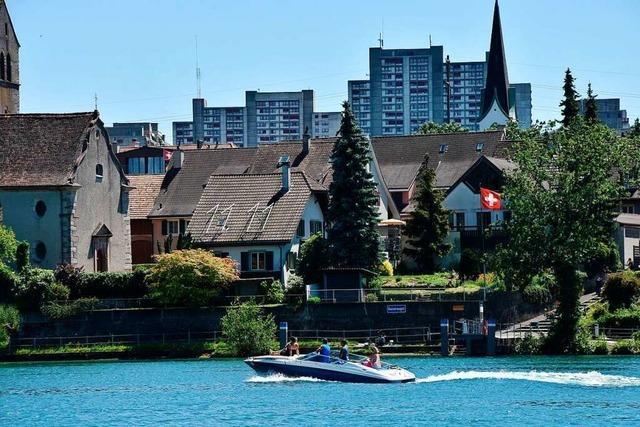 Die Corona-Regeln gelten auch auf dem Rhein