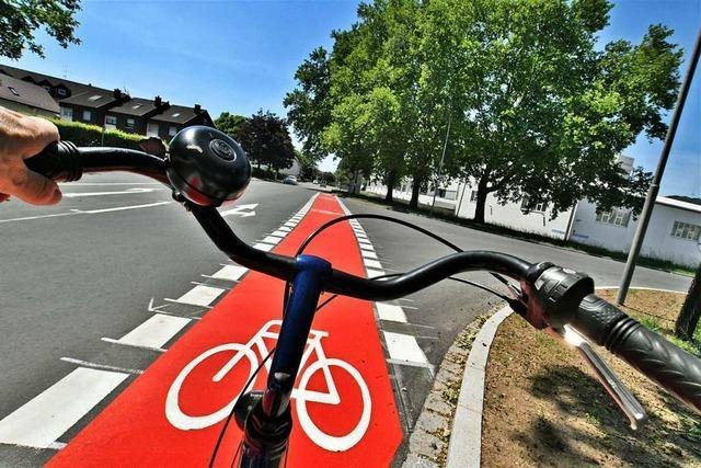Radfahrer sind eingeladen, die Modellstrecken im Landkreis zu testen