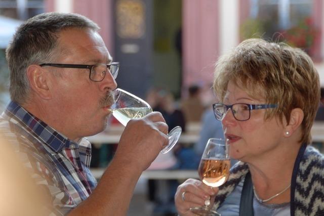 Die Weinfeste im Ortenaukreis könnten im Herbst stattfinden