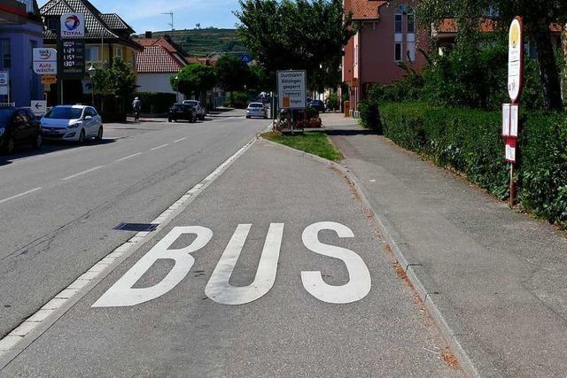 Fünf Tage lang fahren zwischen Freiburg und Breisach keine Züge
