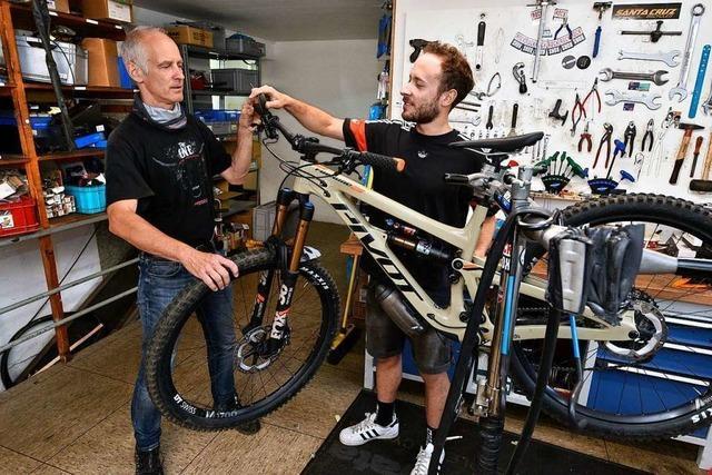 Freiburger Fahrradläden und Werkstätten erleben einen Ansturm