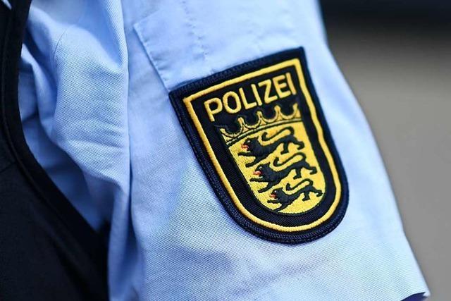 Raubüberfall an einer Bushaltestelle in Bad Säckingen