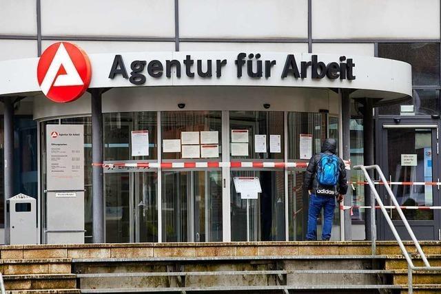 Auch in Baden-Württemberg steigen die Arbeitslosenzahlen weiter