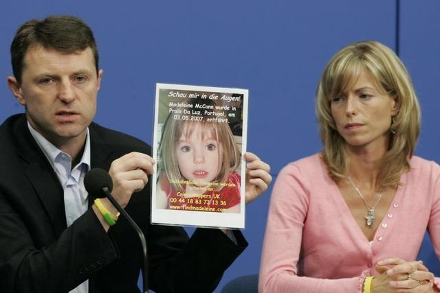 Fall Maddie: Mordverdacht gegen Sexualstraftäter aus Deutschland