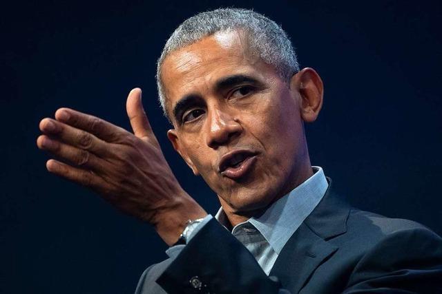 Alle lebenden Ex-US-Präsidenten verurteilen anhaltenden Rassismus
