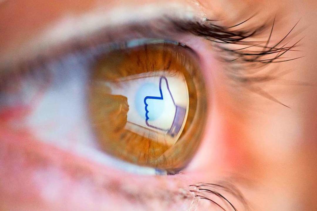Soziale Netzwerke müssen gelöschte Has... künftig dem Bundeskriminalamt melden.    Foto: Friso Gentsch (dpa)