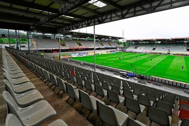 Video: Christian Streich fehlen die Zuschauer im Stadion