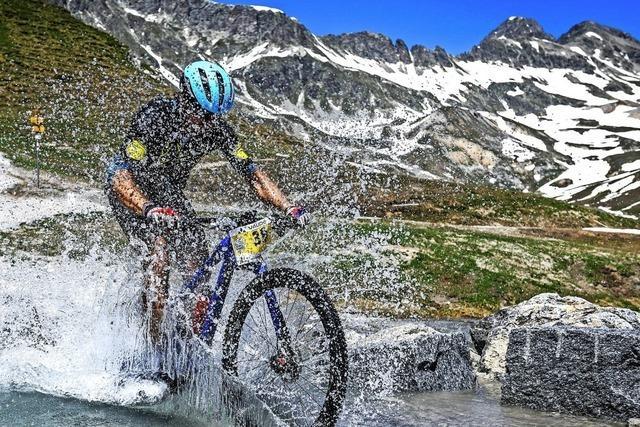 In der Schweiz dürfen Mountainbiker im Juli wieder starten