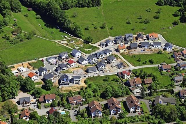Wohnraum in Öflingen