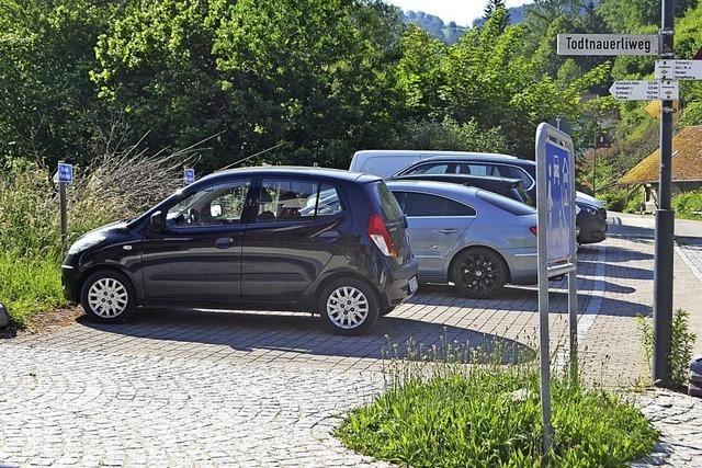 In Atzenbachs Straßen wirds eng