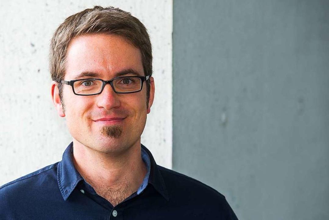 Der Diplom-Pädagoge Nils Vogelsang ist...ngsstelle Wendepunkt e.V. in Freiburg.  | Foto: Klaus Polkowski
