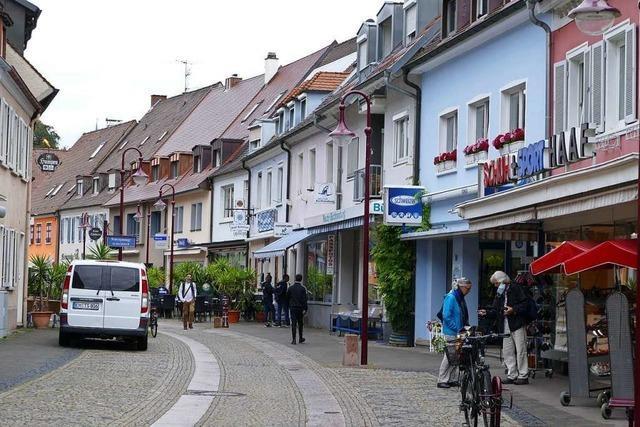 Breisacher Einzelhändler vermissen die Kunden aus dem Elsass