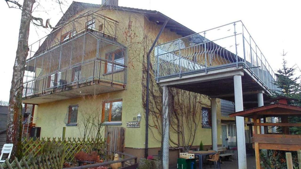 Das Kinderheim Doll in Murg wird Ende ...walter Stephan Dietsche aus Dachsberg.    Foto: Michael Gottstein