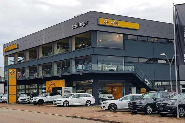 Das Opel-Autohaus Schillinger schließt Ende Juni