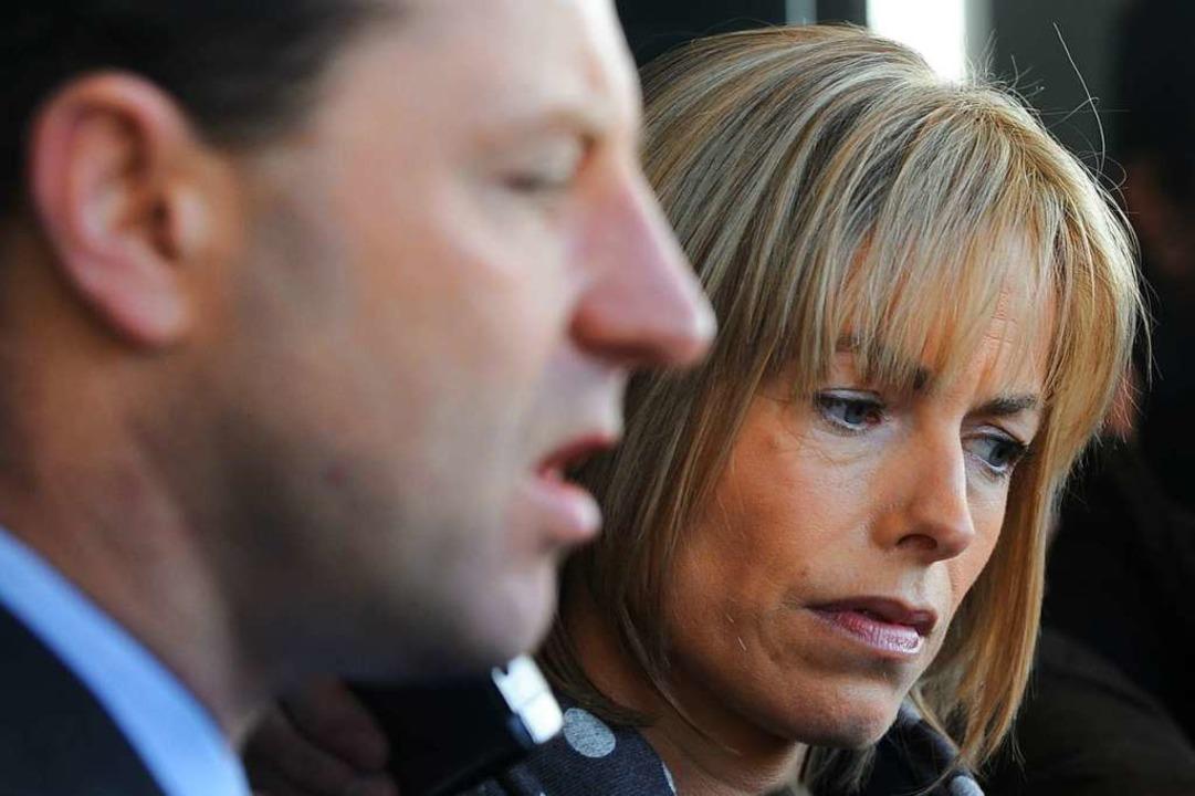 Madeleines Eltern, Gerry und Kate McCann, 2009.  | Foto: FRANCISCO LEONG (AFP)