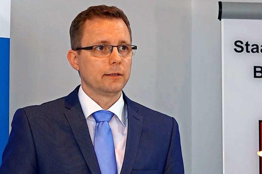 Staatsanwalt Hans Christian Wolters  | Foto: AXEL BRUNOTTE (AFP)