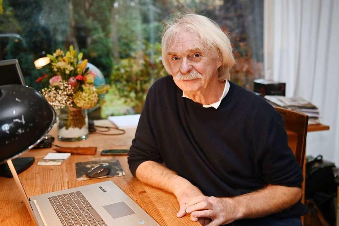 Der Profiler Axel Petermann  | Foto: Carmen Jaspersen (dpa)