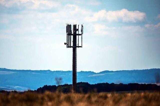 Egringen bekommt einen Mobilfunkmast, aber außerhalb des Dorfs