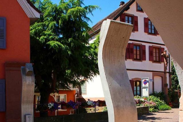Ein sinniges Denkmal steht in Ettenheim für die Hoorig
