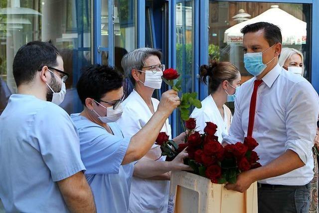 Wie ein Denzlinger Pflegeheim die Pandemie bisher überstanden hat