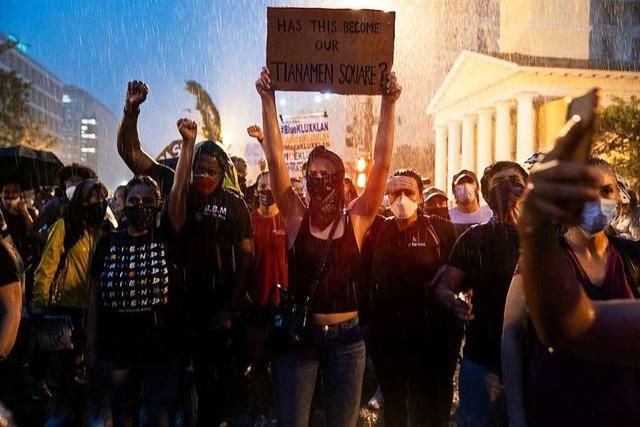 Bürgerrechtler kündigen
