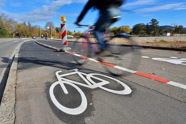 Warum Freiburg auf Schnellstrecken für Fahrradfahrer setzt