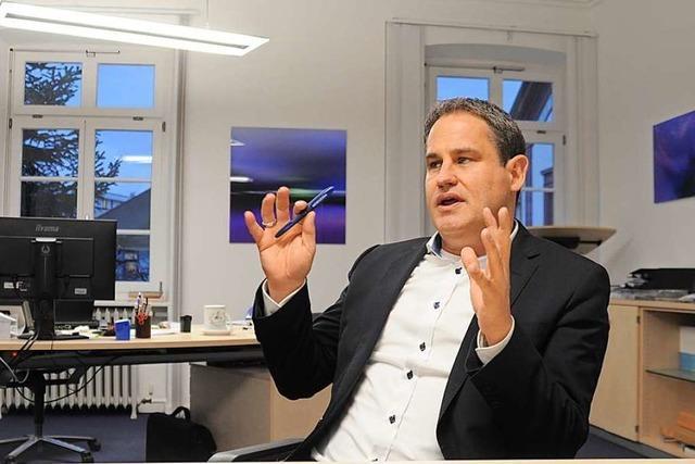 Ein Jahr offene Bürgersprechstunde in Schopfheim