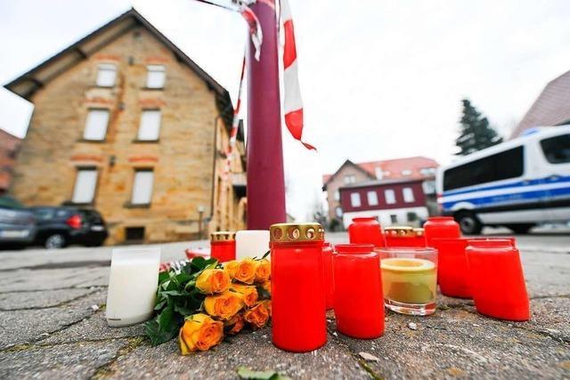 Prozess um Bluttat in Rot am See beginnt - mehrere Opfer aus Lahr