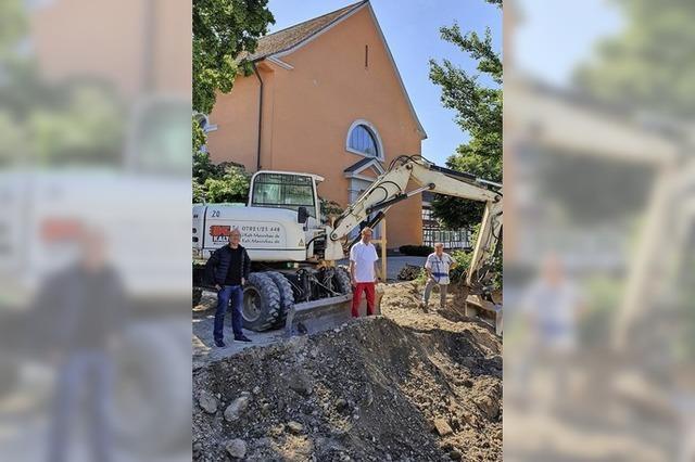Neues Gemeindehaus in Altenheim