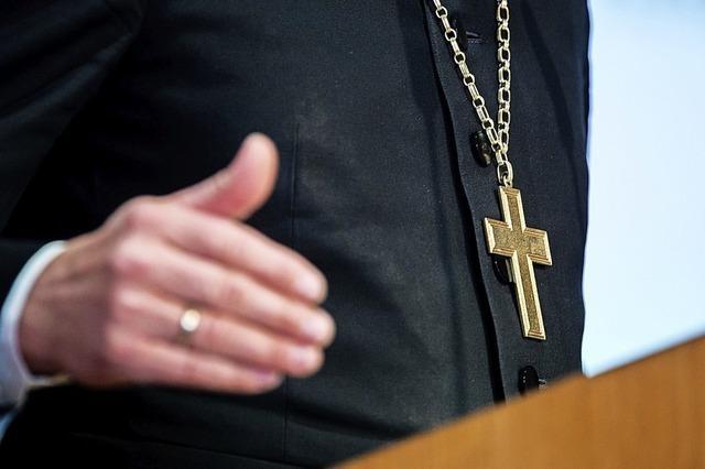Aktive Suche nach einem neuen Pfarrer