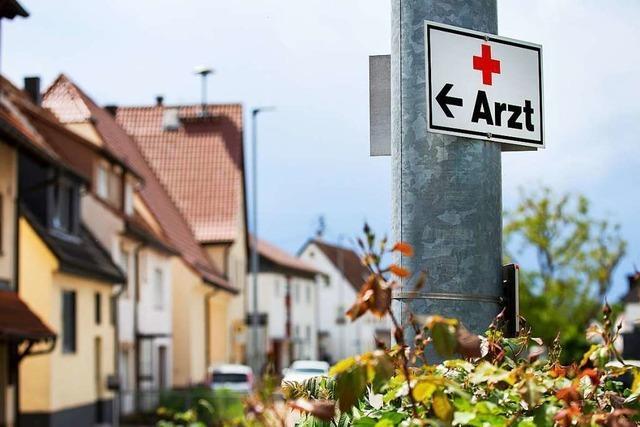 Diskussion in Bötzingen: Die klassische Landarztpraxis ist ein